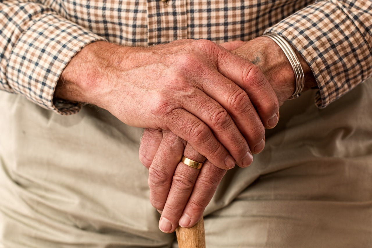 bezsenność osoby starszej