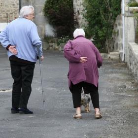 ból u seniorów
